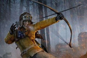 Video: Surviving Rise Of The Tomb Raider's Co-op Endurance & Lara's Nightmare