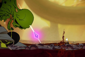 Sundered Revealed By Thunder Lotus Games