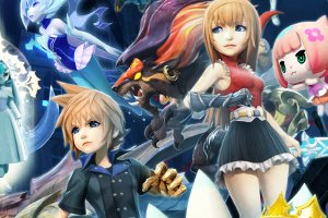 Taking An Overly Adorable Adventure Through World Of Final Fantasy