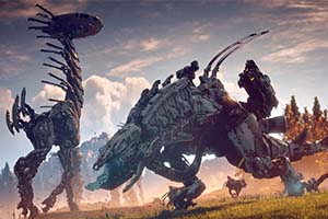 The Horizon Zero Dawn Launch Trailer Is Here