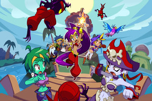 Shantae: Half-Genie Hero Releases On December 20th Digitally