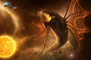 Encountering Stellaris: Leviathans' New Stories And Space Monsters