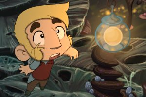 The Little Acre Adventures To A Release On 22nd November