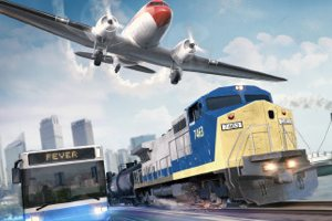 Going From Trains To Boats, Trucks And Planes In Transport Fever