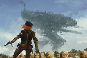 RTS Iron Harvest Gets A New Trailer That Shows A Little Gameplay