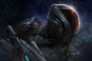 UK Charts 25/03/17 - Mass Effect Andromeda Rides To The Top Spot