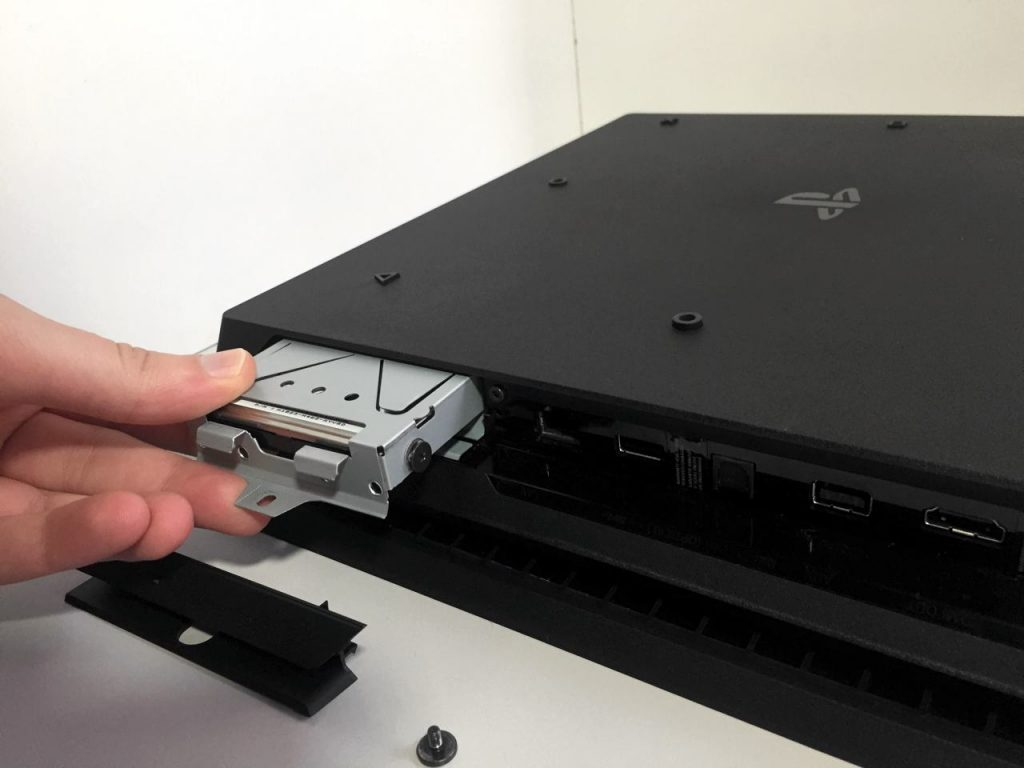 How To Upgrade The Ps4 Pro Hdd And Transfer Your Existing Games