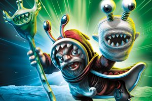 Skylanders Gets All Festive With Jingle Bell Chompy Mage
