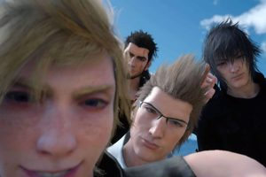 UK Charts 01/12/16 - Final Fantasy XV Has A Strong Start But Misses Out On #1