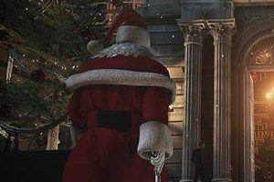 Hitman Will Have A Bloody Jolly Time In Paris This Christmas