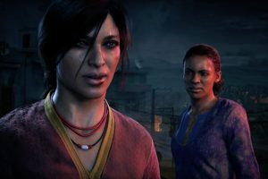 Uncharted: The Lost Legacy Revealed At PSX [Updated]