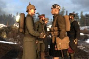 Put Down Your Guns In Verdun's Christmas Truce