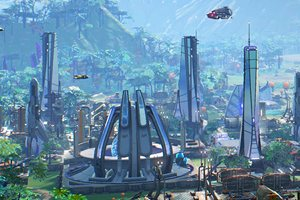 Latest Aven Colony Trailer Shows How It Has Been Optimised For PS4 And Xbox One