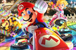 Mario Kart 8 Deluxe Is A Remaster With Sprinkles