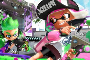 How Splatoon 2 Brushes Up For Nintendo Switch
