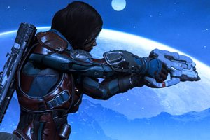 A Quick Look At Multiplayer In Mass Effect Andromeda