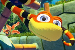 Snake Pass Goes On Sale For Both PC And Nintendo Switch