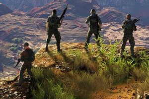 UK Charts 22/04/17 - Ghost Recon Wildlands Spends Fourth Week At The Top