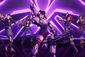 PlayStation 4: Meet The Firing Squad from Agents Of Mayhem