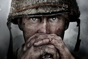 First Call Of Duty WWII Images Don't Give Much Away