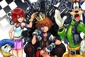 Diving Back Into The Fantastical World Of Kingdom Hearts HD 1.5 + 2.5 Remix
