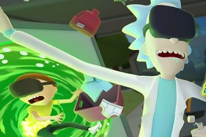Rick And Morty: Virtual Rick-ality Coming To PSVR Next Year