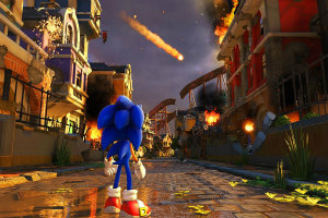 Classic Sonic Will Be In Sonic Forces