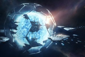 Stellaris: Console Edition Launches Q1 2019