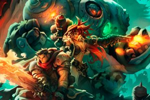 Competition - Win Battle Chasers: Nightwar On PS4