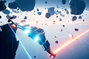 Space Shooter Everspace Launches On PlayStation 4