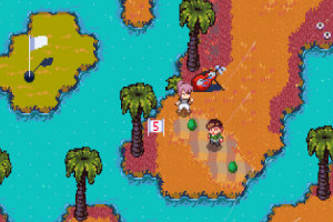 Golf Story Revealed For Nintendo Switch, Out Summer