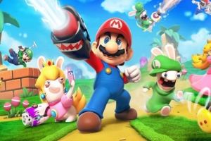 Mario + Rabbids Kingdom Battle Ultra Challenge DLC Released