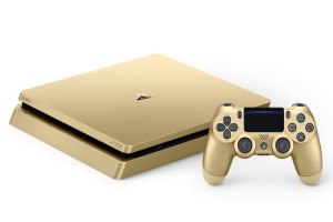 The Gold And Silver PS4s Are Priced At £279.99