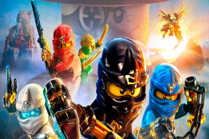 The LEGO Ninjago Movie Video Game Gets A New Trailer