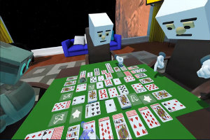 Power Solitaire VR Brings A Social Card Game To PSVR This Summer