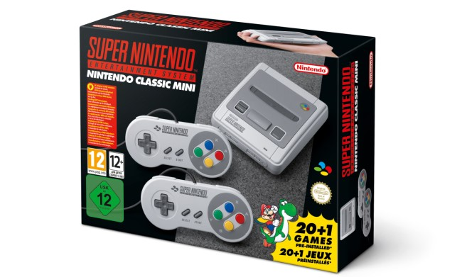 SNES Classic Edition Confirmed, Launches September 29th with STAR FOX 2!