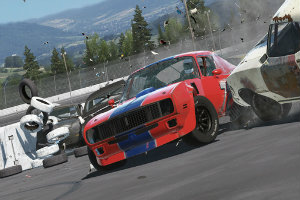 Wreckfest's Console Release Pushed Back To 2019