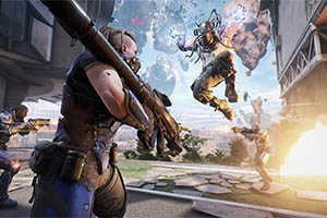 Check Out The LawBreakers PC & PS4 Open Beta This Weekend