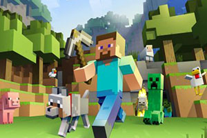 Minecraft's Super Duper Graphics & Nintendo Switch Cross-Platform Support Delayed Until 2018