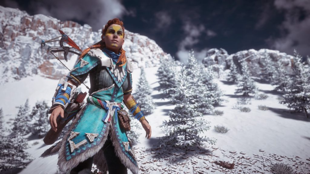 Horizon Zero Dawn gets a big new update today