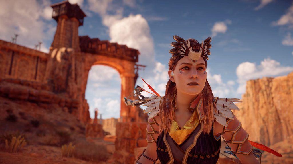 Horizon: Zero Dawn Patch 1.30 Adds New Game Plus, Bonus Trophies