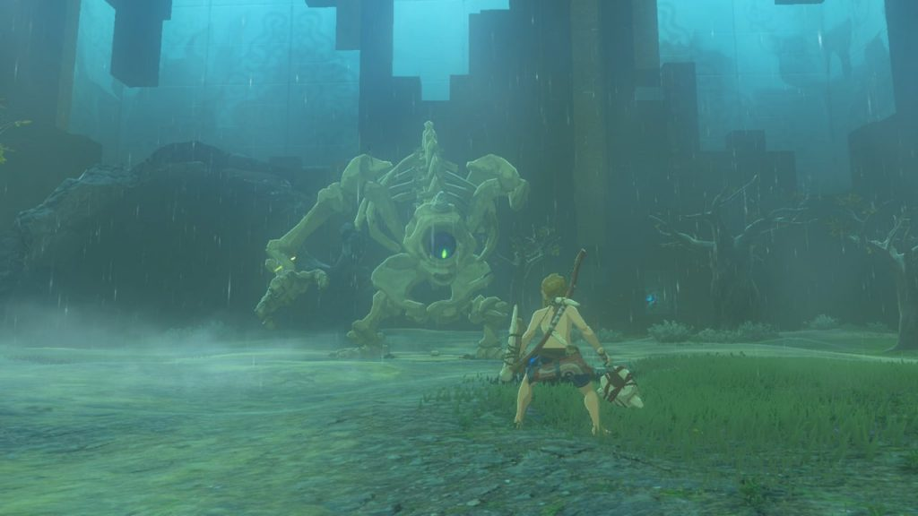 Zelda DLC 1 The Master Trials Is Released
