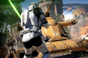 The Eighth Game In The 12 Deals Of Christmas Is Star Wars Battlefront II