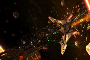 PlayStation 4: Orange Bridge Studios' End Space Heads To PSVR