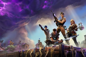 Surviving The Horde In Fortnite's Early Access