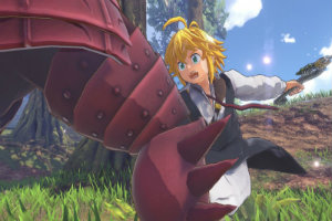 Seven Deadly Sins: Knights Of Britannia Latest Gameplay Trailer Shows Off Combat