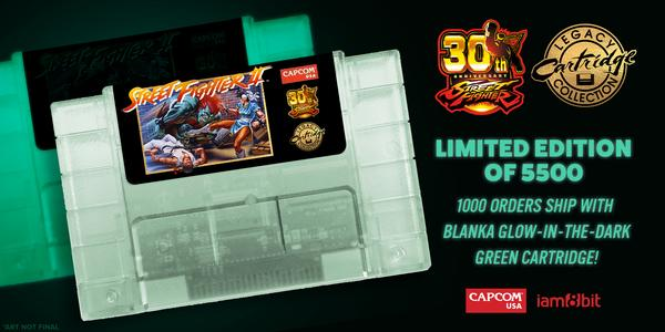 Retro revival: Capcom re-releasing Street Fighter II on the SNES