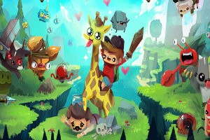 The Adventure Pals Is Coming To PS4, And It Looks Pretty Fun