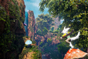 The First BioMutant Gameplay Has Dropped