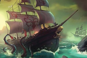 Cursed Sails Brings Skeleton Crews To Sea Of Thieves On 31st July